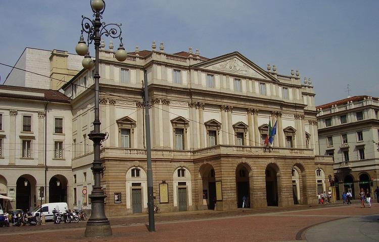 Milanska Skala