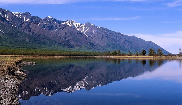 jezero Ladoga u Rusiji slike